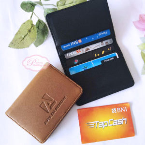 New Leather Wallet Card