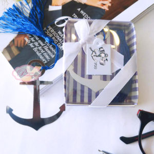 Anchor Bookmark (Pembatas Buku)